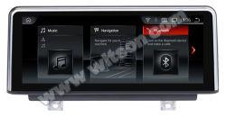 """Witson BMW 10.25 """"BMW 3 /4 시리즈 (2017-) 본래 Evo 시스템을%s 인조 인간 9.0 스크린 차 DVD"""