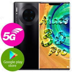 """6.53 дюймов исходный Huawei Мате 30 PRO 5g версии Mobilephone Кирин"""" 990 5g Android 10 жест датчик на экране воспроизведения Google"""