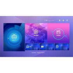 IPTV 서비스 Android TV Box Media Player의 특징 원하세요