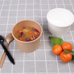 Двойной PLA йогурт с покрытием бумаги чашу для наружного кольца подшипника