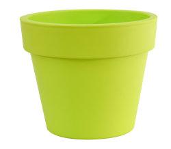 Pot de fleurs en plastique - pot de fleurs classique (DK5822)