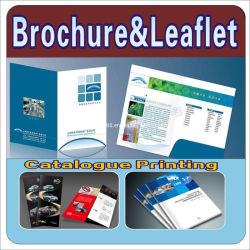 Сложить листок бумаги службы печати устройства пользовательские рекламные брошюры печать буклетов