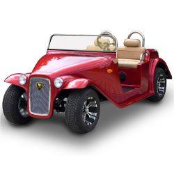Auto d'epoca elettrica dal nuovo design personalizzato con CE (DN-4D)