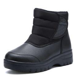 Os produtos personalizados de Sade Senhora Inverno Mulher calçado de couro Botas de Inverno