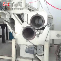 Nonwoven fibra de coco que hace la máquina de aire de fibra de coco máquina laicos