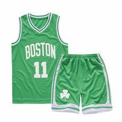 Veste de basket-ball garçons et filles et les shorts costumes maillot Kids Athlétisme costumes 2 pièces de vêtements de sport jeunesse
