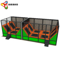 заводская цена функциональных крытый батут парк Китай детская игровая площадка батут