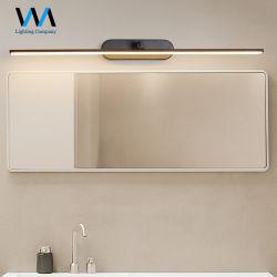 Современные светодиодные линейные лампы акрилового материала для ванной комнаты настенный светильник