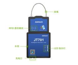 Jt701 de la aduana de bloqueo de la junta de bloqueo GPS Tracker para el seguimiento de activos y gestión