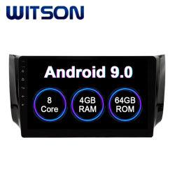 Automobile DVD dello schermo di tocco del Android 9.0 di Octa-Memoria di Witson per il pulsar 2012-2014 dei Nissan 2012-2016 Sylphy/B17 Sentra America del Nord