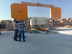 SHXJ2200 cable CNC máquina de procesamiento de piedra de la sierra de granito y mármol