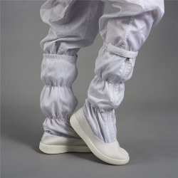 PVC/PU de antistatische Schoenen van het Leer van de Laarzen van de Veiligheid van het Schoeisel van de Schoenen van de Veiligheid voor Klasse 100 1000