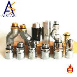熱い販売法の新しい視野のアルミ合金の滞在の接合箇所の旋回装置