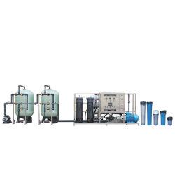 O sistema de filtração de processo de osmose inversa RO de Águas Residuais