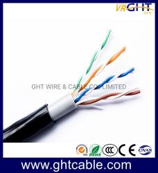 De Kabel van het voorzien van een netwerk/Kabel UTP Cat5e van de Kabel van het Netwerk Cable/LAN de Openlucht