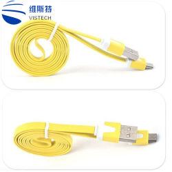 Korte USB-microkabel met USB-minikabel van 22 cm voor snel opladen Voor Power Bank