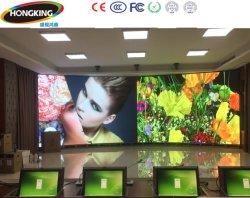 Shenzhen ultrafino de empalme del Panel y personalizable LED base portátil de pantalla de LED
