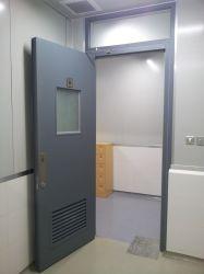 Interior em aço galvanizado de folha dupla porta Theft-Proof de Aço de segurança