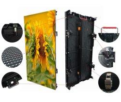 P4.81 500*1000mm exterior LED Pantalla LED de alquiler de vallas de publicidad de pantalla del panel de visualización de vídeo