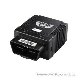 Het gebruiksklare Vrije Volgende Systeem Tk306 van de Functie Obdii met Anti-diefstal GPS Volgend Apparaat In real time