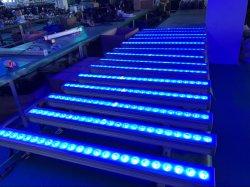 De openlucht Waterdichte van de LEIDENE van de Verlichting 24PCS*1/3W van het Effect Verlichting van het Stadium Club van de Wasmachine