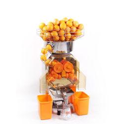 Het commerciële Oranje Gebruik van de Machine van het Citroensap in Restaurant
