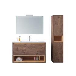 Современные ванные комнаты с мебелью из меламина и светодиодный индикатор