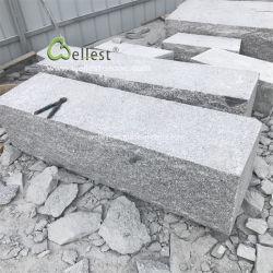 Grauer Granit-Bordstein des Chinese-aufgeteilter Rand-G603 für Fahrstraße-Rand