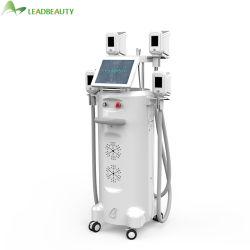 体重の損失のLipo細いCryotherapyの真空のマッサージ療法のCriolipolisis機械Cryoの脂肪分解
