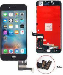 5.5インチLCDスクリーンの置換の完全な計数化装置アセンブリフレーム一定の前部ガラス3Dの接触表示とiPhone 8のための携帯電話LCD