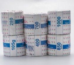 2019 Heißverkauf WC Papiergewebelänge 30 M-50 M mit kundenspezifischer Verpackung (KL 004)