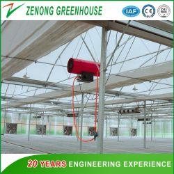 مواد البناء الزجاجية للاحتباس الحراري مع المعدات الزراعية للبيع