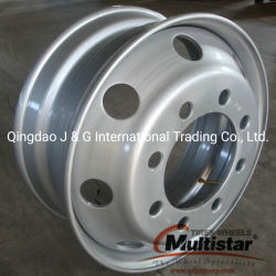 鋼鉄車輪、チューブレス車輪、トラックの車輪、バス車輪、トレーラーの車輪、頑丈な車輪