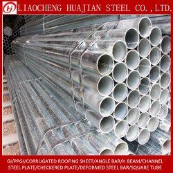 Restes explosifs des guerres soudé en acier galvanisé Iron Pipe Tube carré en métal pour matériaux de construction