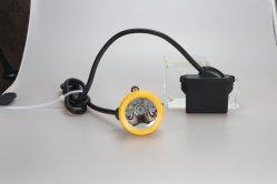 Kl5m (h)の安全灯抗夫の帽子のラップ抗夫