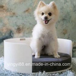 Nova Cama Cão curvo de acrílico personalizado