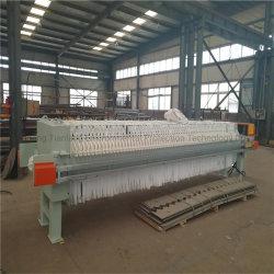 Hochdruckfilterpresse-Maschine für Nahrung, Chemikalie, Metallurgie, pharmazeutisches, Ölraffinieren und andere Industrien