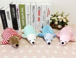 Soft animal en peluche poupée des ours polaires de jouets en peluche