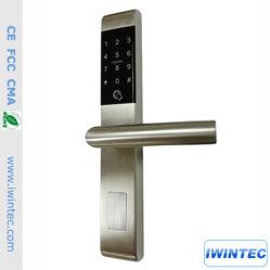 Цифровой Smart замок для алюминиевых дверей, Airbnb квартира, замка двери водителя