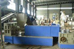 Los residuos plásticos/Película/hojuela/bolsa tejida ABS/HDPE LDPE//PE/PP máquina de reciclaje/Línea de producción/Maquinaria/máquina/Granulator paletización/peletizadora
