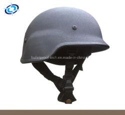 Capacete de tácticas militares Bulletproof capacete capacete balísticos PE/capacete de aramida Kevlar