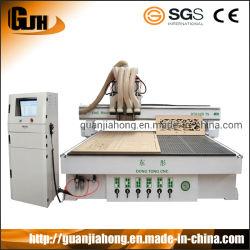 1325 multiMachine van de Gravure van het Proces 4 Atc Workstage CNC van de Houtbewerking Router