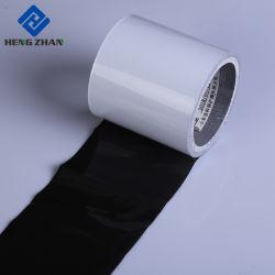 De ervaren PE van de Fabrikant Zachte Ondoorzichtige zwart-Witte Plastic Film van de Rek