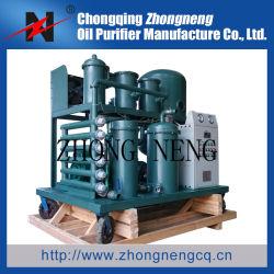 Système de nettoyage de l'huile de lubrification, usine de purification de l'huile hydraulique, huile hydraulique de la restauration de machines (TYA-50)