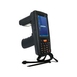 С технологией HT Jepower380W Win CE 6.0 портативных промышленных КПК поддержка 1D/2D/RFID/WiFi/3G/Bluetooth
