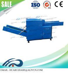 Resíduos de tecido máquina de corte de reciclagem para jeans/Roupas/espuma de algodão tecido/ RESÍDUOS Resíduos têxteis máquina de Abertura de fios de algodão seco Cortador a máquina