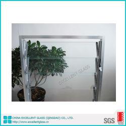 3,5 mm 5 mm 4 mm 6 mm teintée/effacer/figuré/lame de verre réfléchissant de la fenêtre d'aération