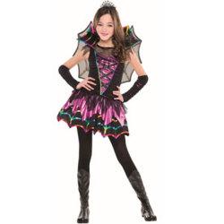 Het Kostuum van Halloween van de Fee van de Spin van het kind