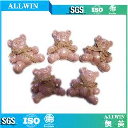 귀리 곰의 자연스러운 사랑 곰 모양 비누