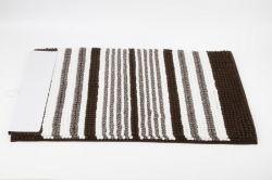 De Decoratieve Badmat van het Patroon van de streep